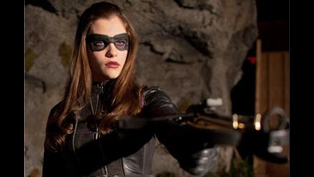 Exclusive Arrow First Look: The Huntress Takes on Black Canary in