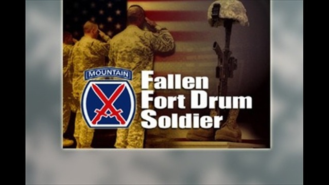 Fort Drum Soldier dies from injuries sustained in an attack in Afghanistan