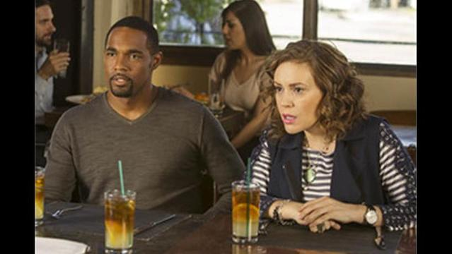 Mistresses Sneak Peek: Will Marriage Talk Stand in the Way of Dom and Savi?