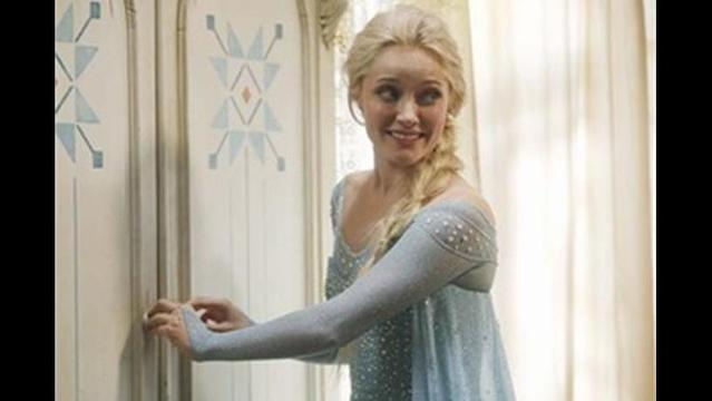 Once Upon a Time Defrosts First Official Photos of Frozen Cast