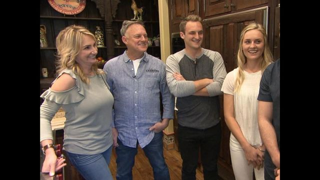 Meet the real family that lives in the 'Bachelor' mansion