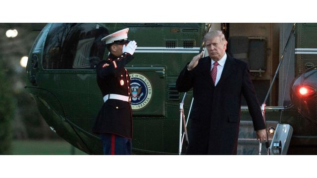 President Trump to embark on first foreign trip as president