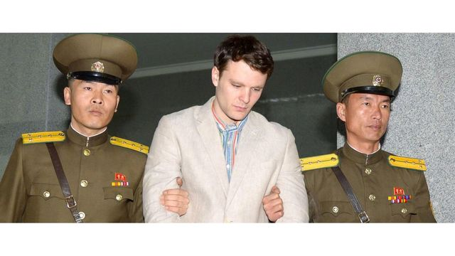 Warmbier has severe neurological injury, according to hospital