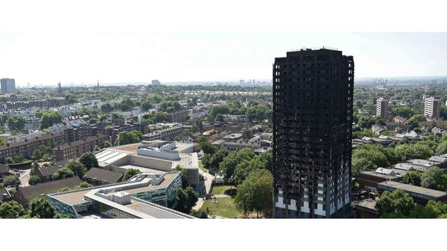 79 presumed dead in London high-rise fire, police say