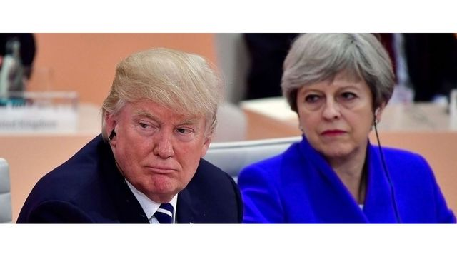 Timing of Trump's Visit to UK Being Worked Out - White House