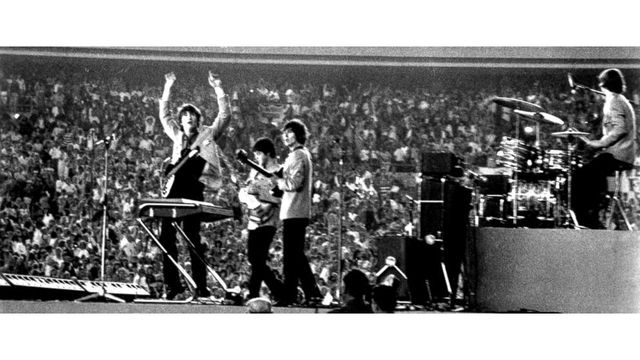 The Beatles' Apple Corps wins copyright-infringement lawsuit over 1965 Shea Stadium concert footage