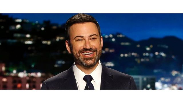 Kimmel says former Presidents Clinton, Bush and Obama reached out about his son