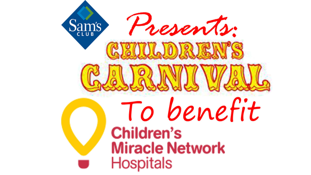 Children's Carnival to benefit Children's Miracle Network