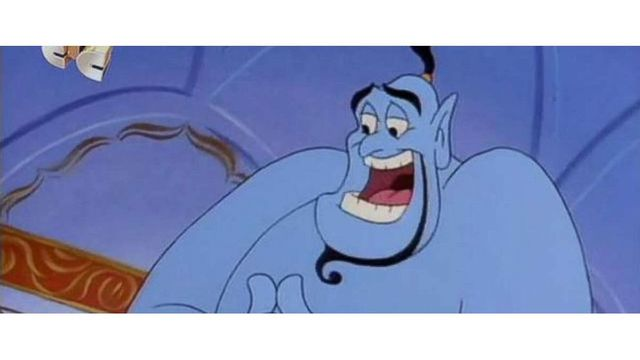 Will Smith Shares 'Aladdin' Live-Action Cast Selfie!