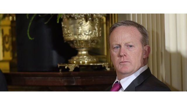 Sean Spicer to appear on 'Jimmy Kimmel Live'