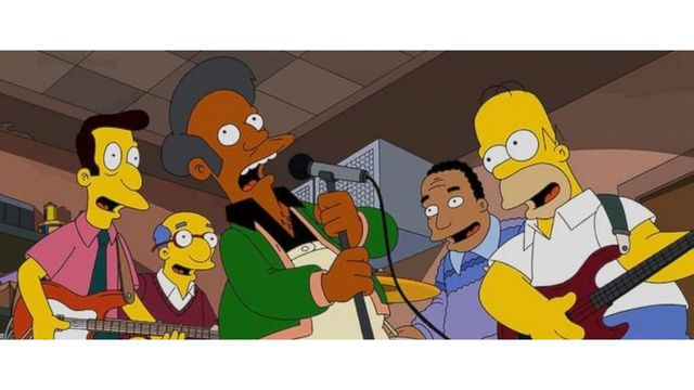 Comedian Hari Kondabolu takes issue with 'The Simpsons' character Apu