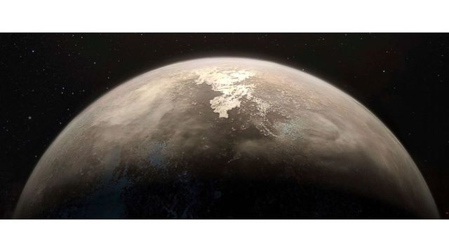 Temperate Earth-mass exoplanet discovered 11 light-years away