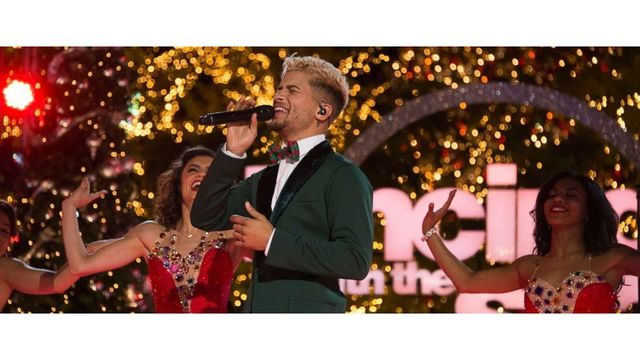 Jordan Fisher Takes Home Dancing With The Stars' Mirrorball Trophy