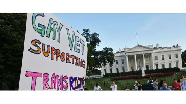 Federal court blocks Trump's military trans ban