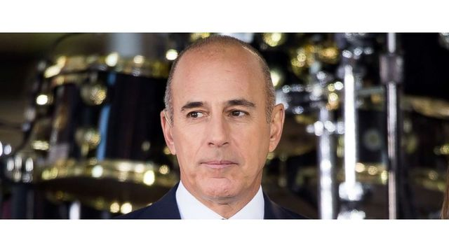Matt Lauer responds to allegations of 'inappropriate sexual behavior' after NBC termination