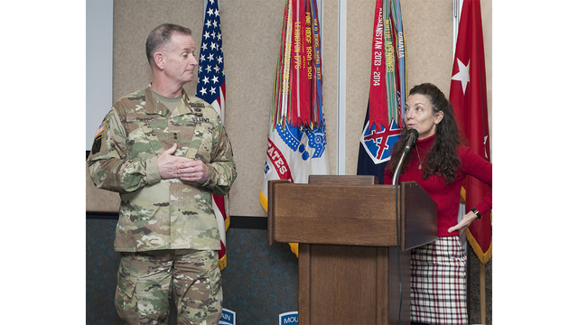 Fort Drum leaders seek to improve communications with Family Members