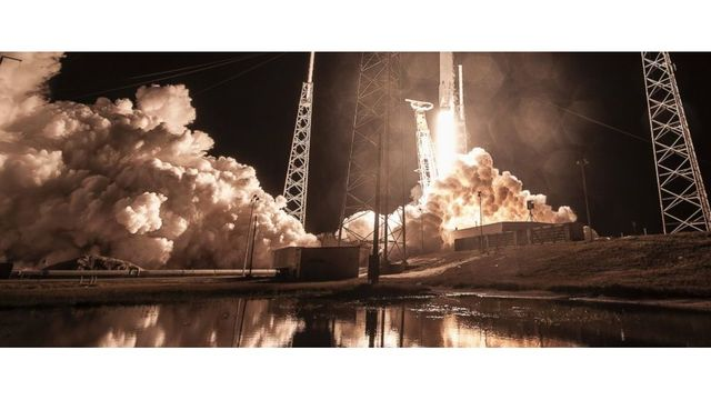 Iridium sticks up for SpaceX, blames Northrop in satellite loss