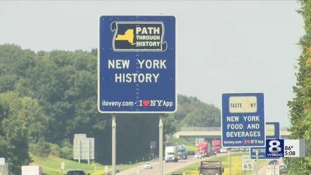 Image result for new york highway signs
