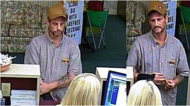 State Police Looking For Info On Watertown Man Passing Fake Checks