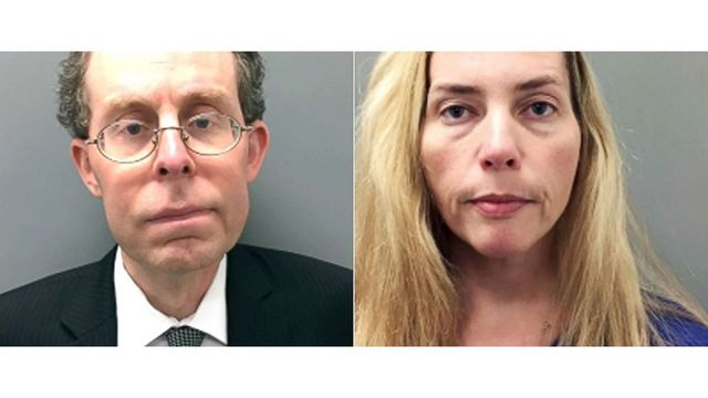 Ex-official, girlfriend accused of abusing unconscious woman