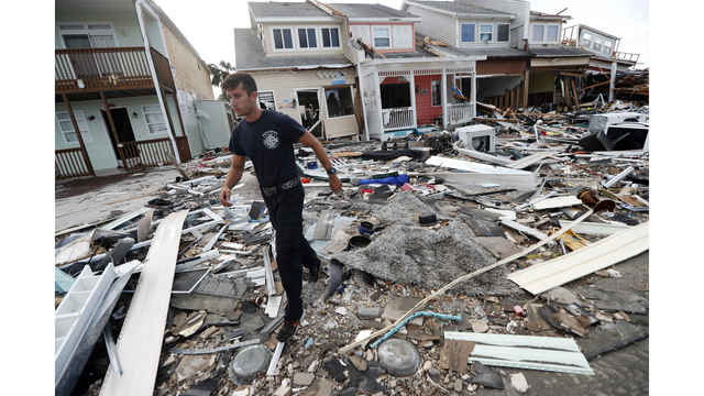 Florida: Authorities say 11 now dead from Hurricane Michael