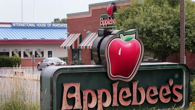 Applebee's credits stress eating for increased sales