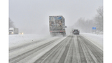 Tractor trailers and buses banned from New York State thruways ahead of storm