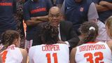 NCAA women's basketball selection committee snubs Syracuse