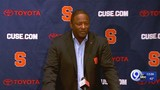 Babers prepares for year 4 at Syracuse after 10-win season